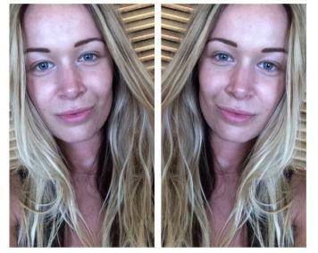 no makeup double
