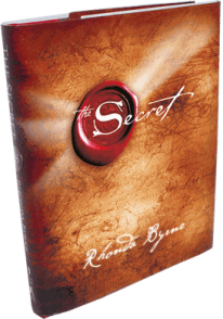 The Secret - Book - Rhonda Byrne