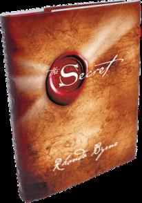 The Secret - Book - Rhonda Byrne